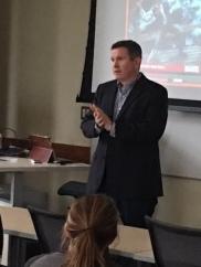 Steve Dyer university presentation