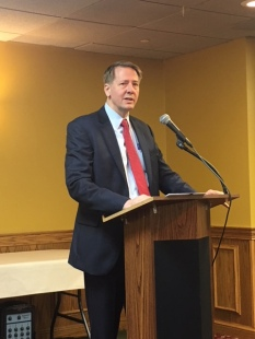 cordray speaks to coras